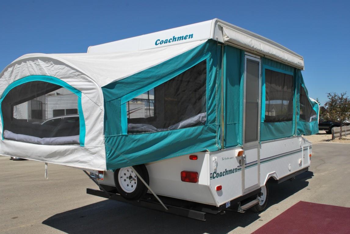 Rv Storage Tent : Trailer storage tent