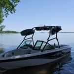 Boise Idaho Super Air Nautique Wakeboard Boat Rental 1