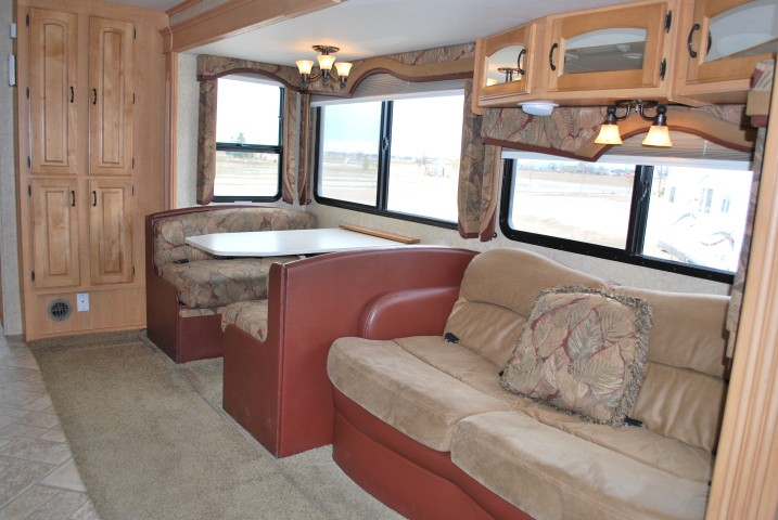 Jayco Seneca HD Super C Motorhome Rental by Eagle, Idaho Int 6
