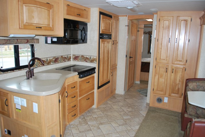 Jayco Seneca HD Super C Motorhome Rental by Eagle, Idaho Int 7