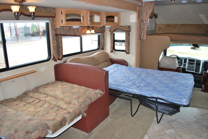 Jayco Seneca HD Super C Motorhome Rental by Eagle, Idaho Int 5
