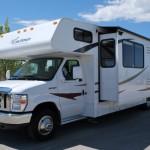 Coachman Freelander Class C Motorhome Rental Caldwell Idaho Ext 1
