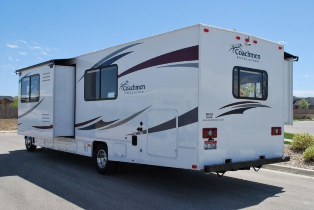 Coachman Freelander Class C Motorhome Rental Caldwell Idaho Ext 2