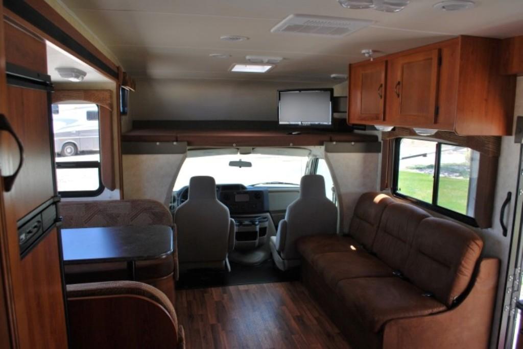 Coachman Freelander Class C Motorhome Rental Caldwell Idaho Int 7