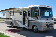 4-Idaho-RV-Rental-Motorhome