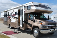 5-Idaho-RV-Rental-Motorhome