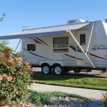 20' Jayco Jayflight Boise Idaho Travel Trailer Rental Exterior 1