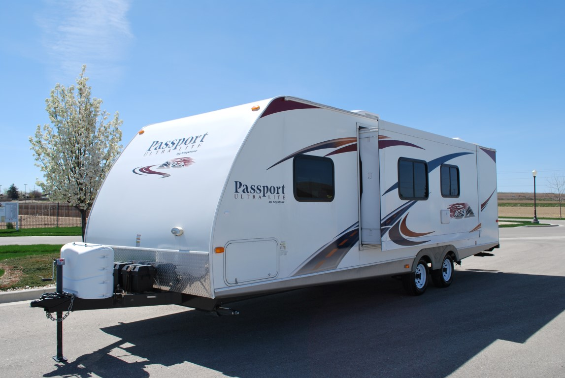 how to tow a travel trailer video