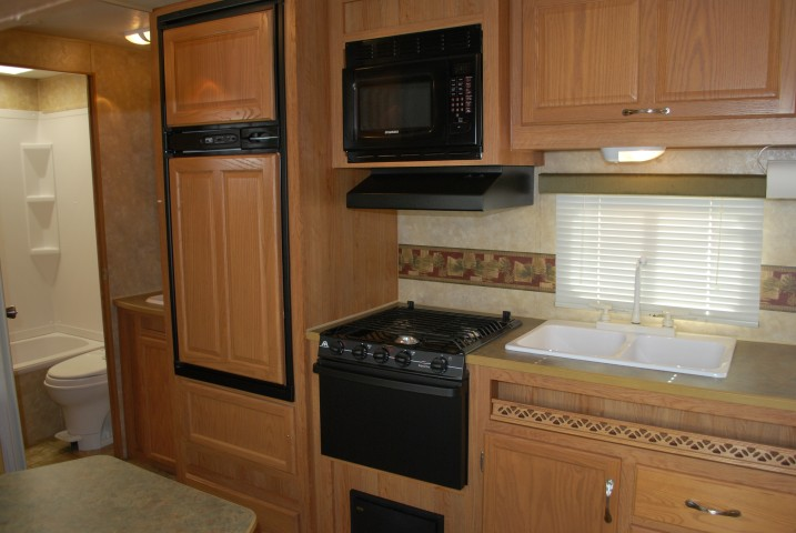 Jayco Jayflight For Rent In Boise Idaho Kitchenette