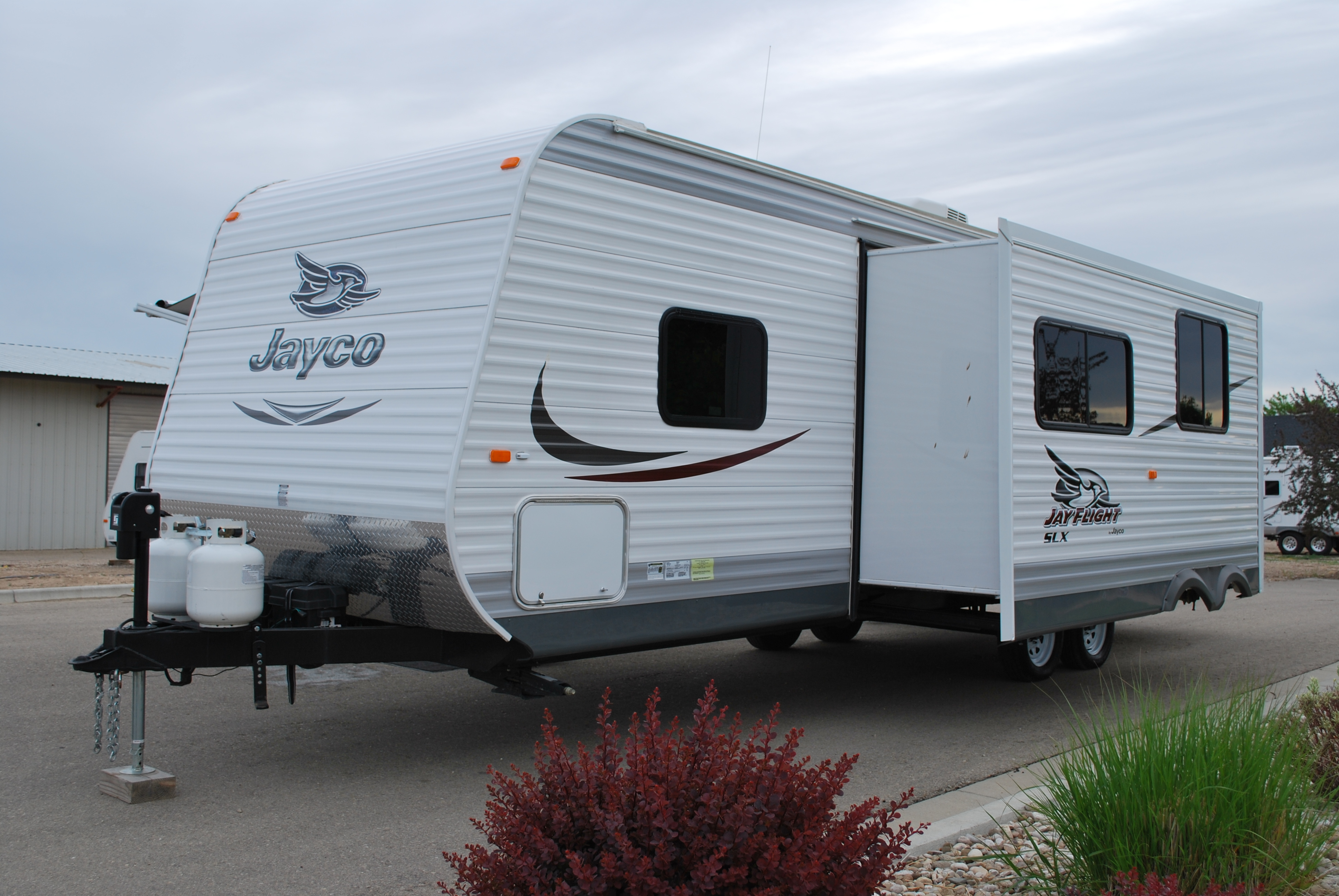 Jayco Bunkhouse Travel Trailer