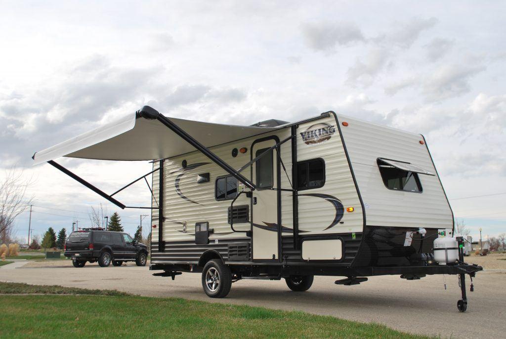 17' Forest River Viking Ultra-Lite Bunk House Travel Trailer ... on trailer brakes, trailer plugs, trailer generator, trailer fuses, trailer hitch harness, trailer mounting brackets,