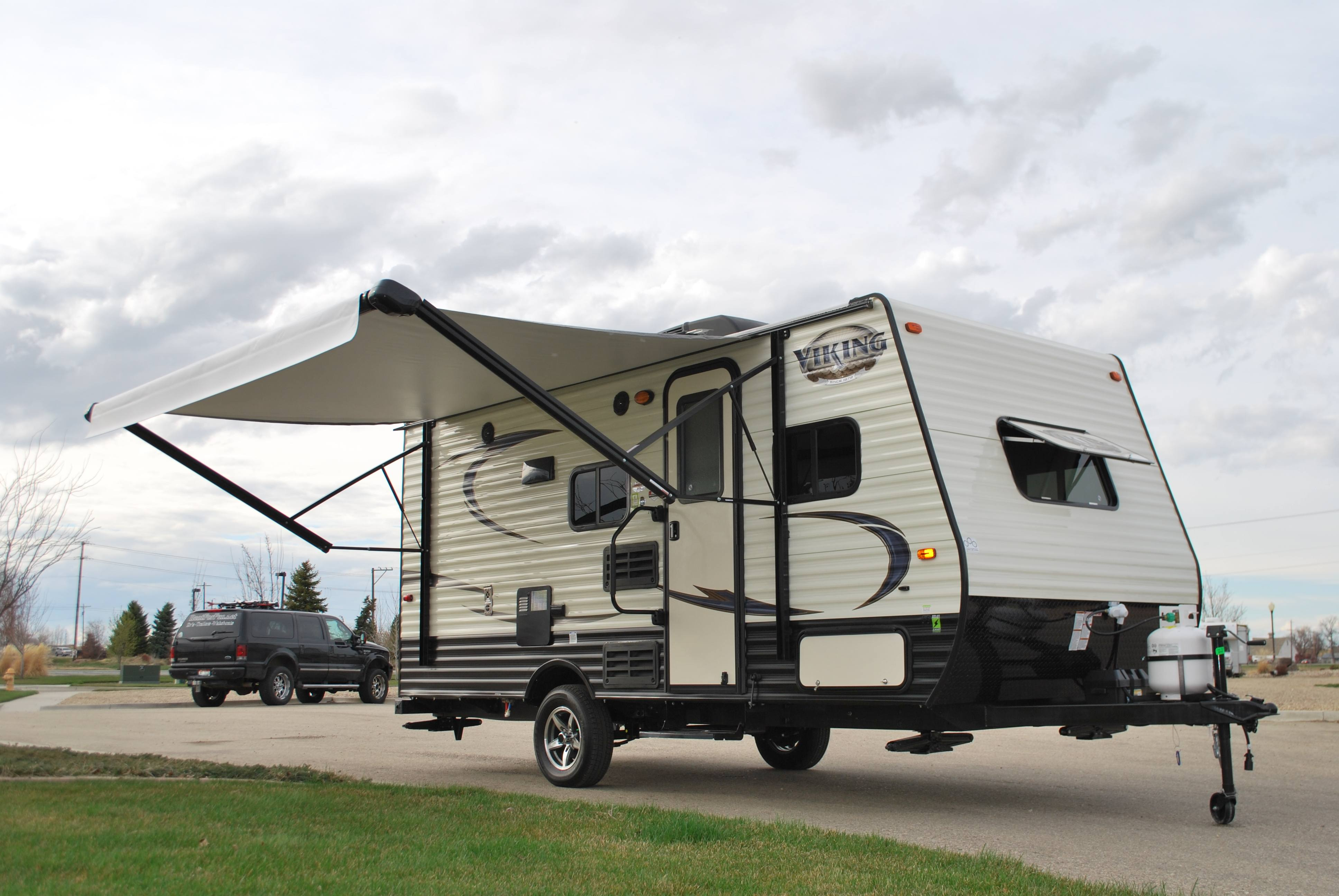 17 Forest River Viking Ultra Lite Bunk House Travel