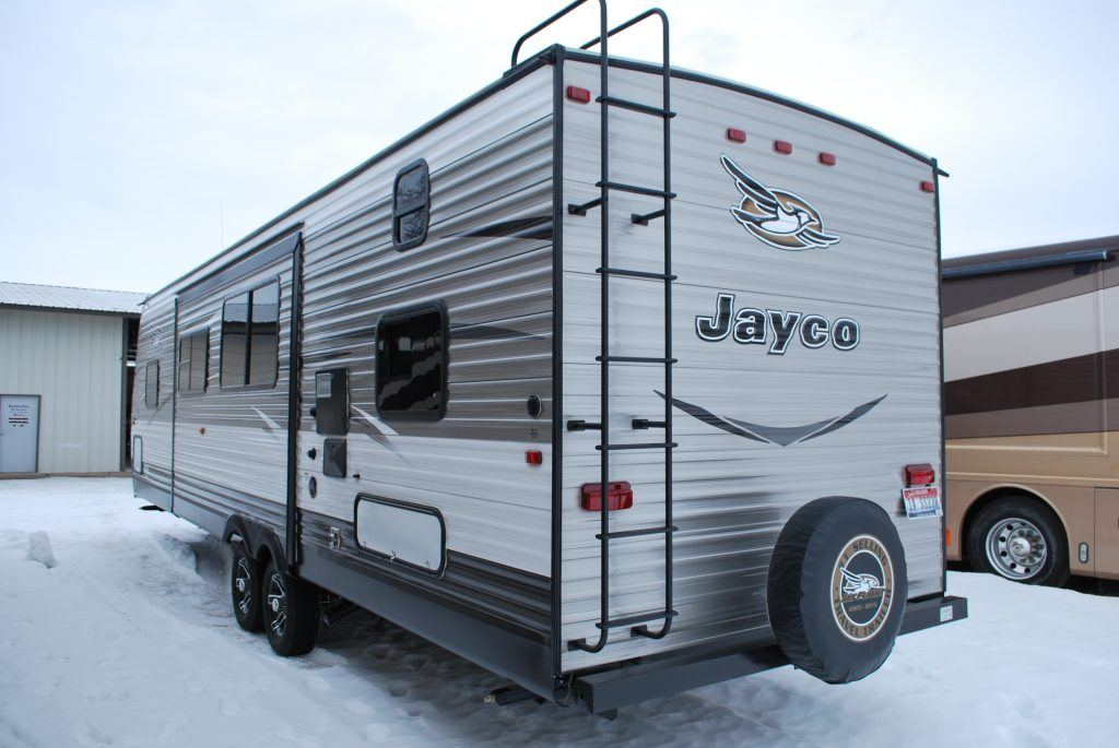 29 Jayco Jayflight QBS Luxury Travel Trailer Rental