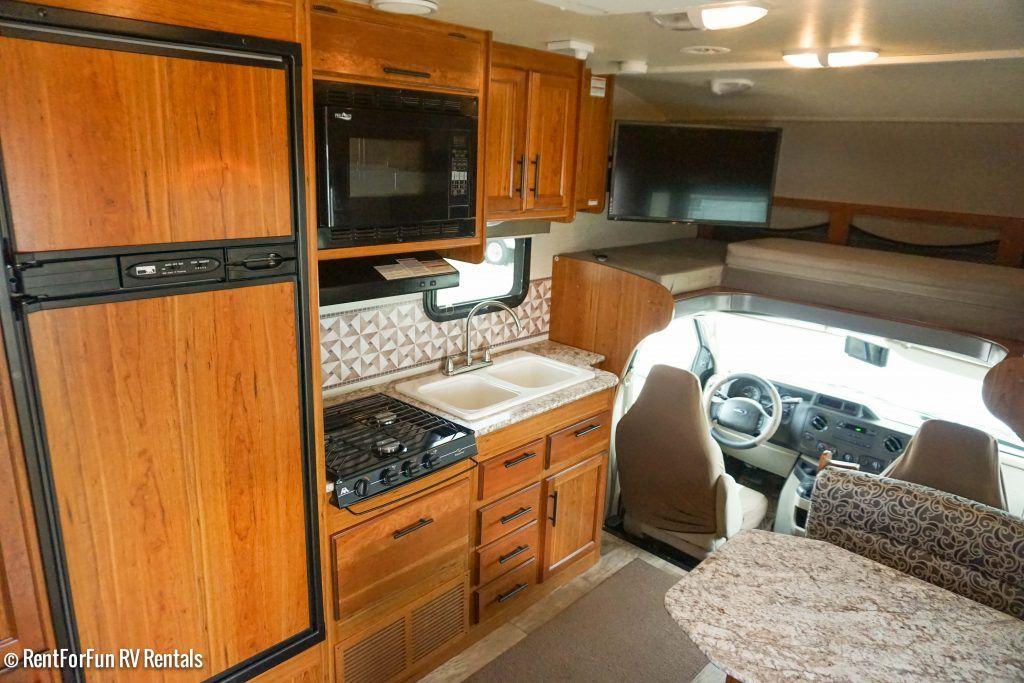 23' Jayco Redhawk Class C RV Rental