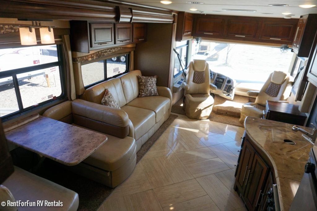 36' Coachmen Encounter Luxury Bunk House Class A RV Rental