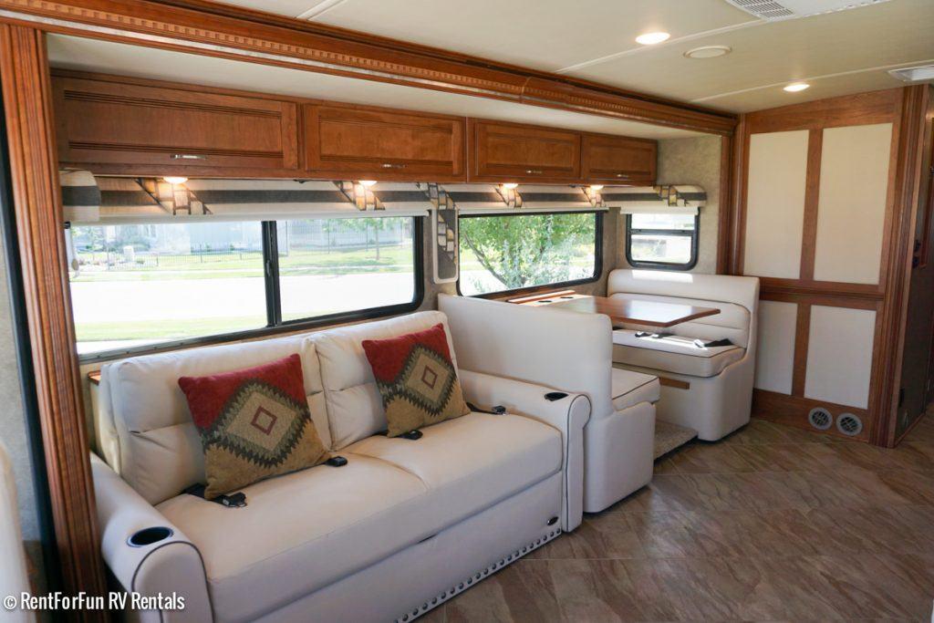 36' Winnebago Forza Luxury Class A Diesel Pusher