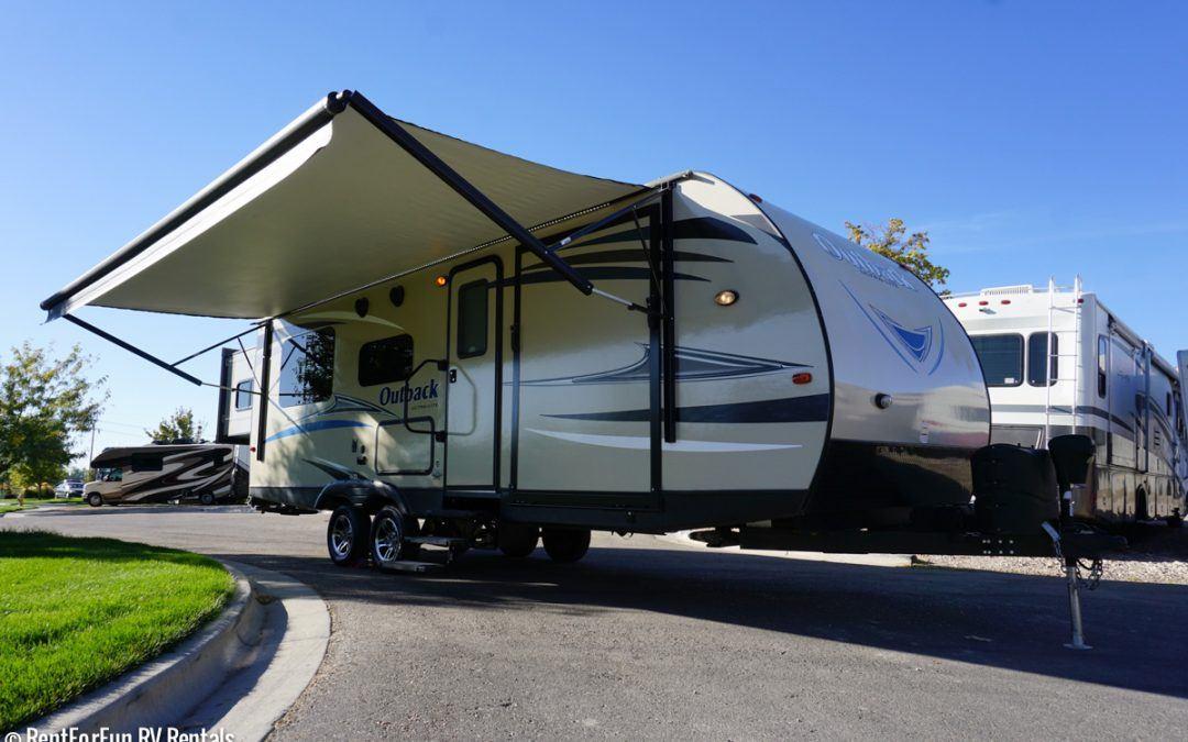 24′ Keystone Outback 240URS Travel Trailer Rental